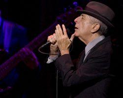 Leonard Cohen anunță lansarea unui album la vârsta de 82 de ani – AUDIO