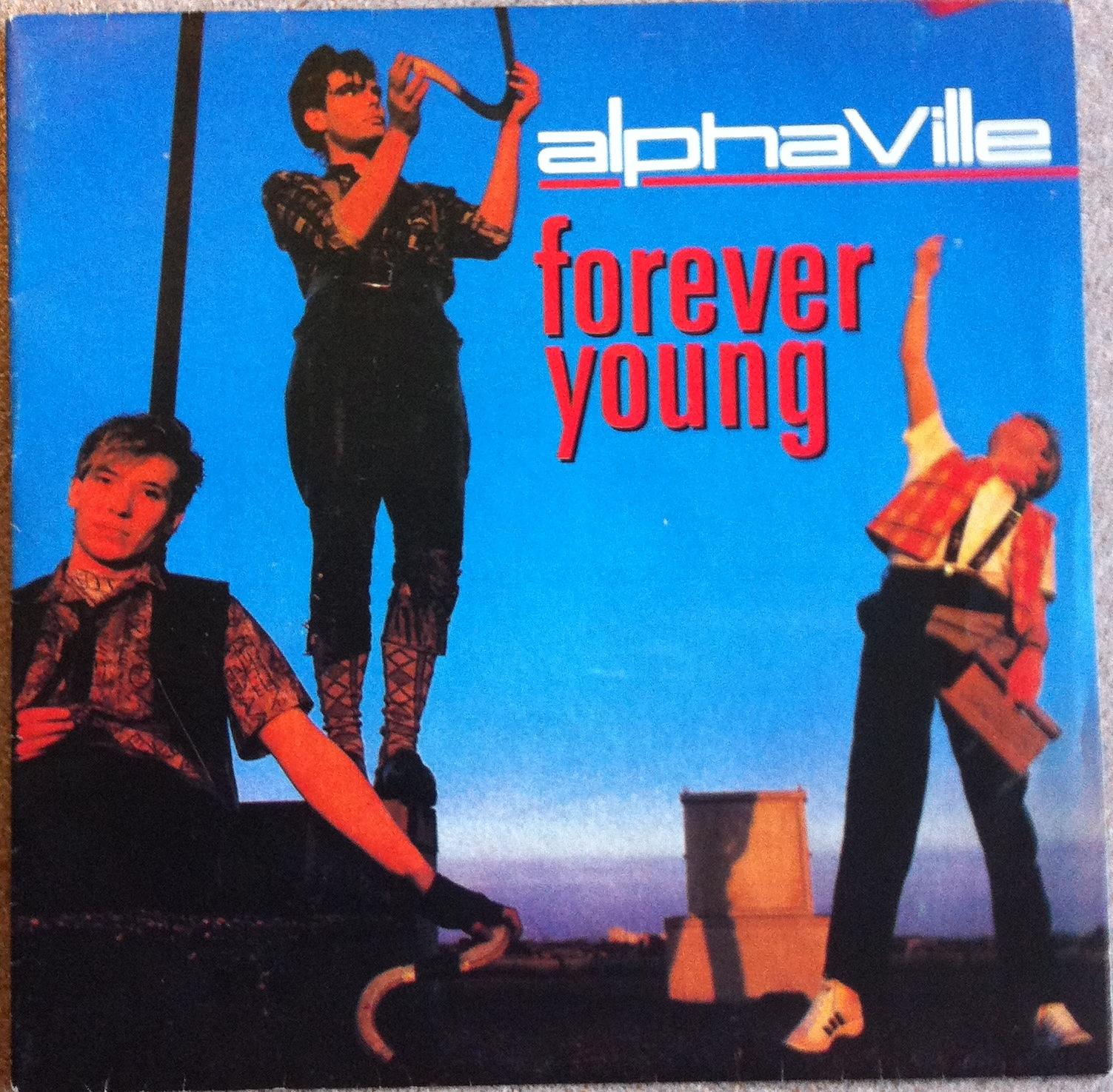 Alphaville - Forever young : Europa FM
