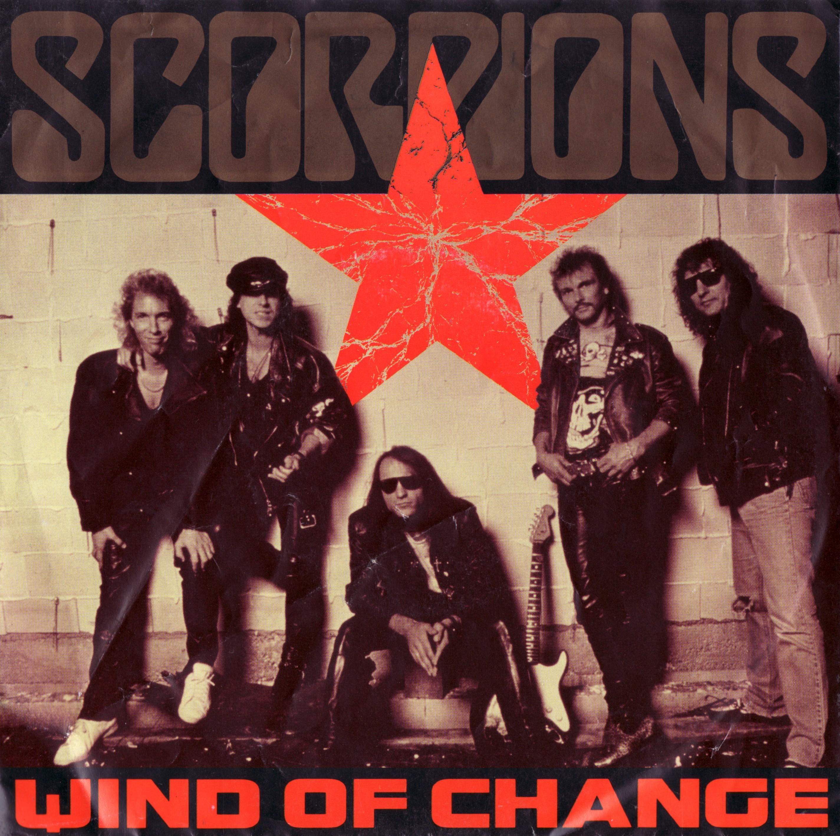Scorpions – Wind of change : Europa FM