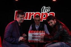 EXCLUSIV la Deşteptarea: Smiley lansează joi o nouă melodie în Garajul Europa FM