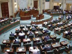 Senatul, pregătiri pentru noua sesiune: cumpără mopuri, dezinfectanți și odorizante pentru toalete