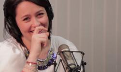 """Amalia Năstase, emoționată La Radio de fetițele ei: """"O iubim foarte mult. E perfectă"""" – VIDEO"""