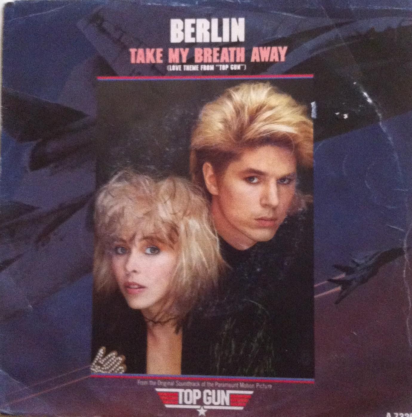 Berlin- Take my breath away : Europa FM