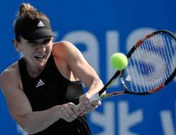 Simona Halep a fost eliminată de la Roland Garros