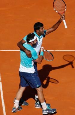 Florin Mergea a ajuns în sferturi la dublu la Roland Garros