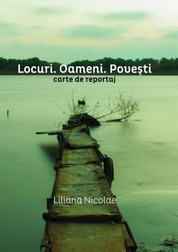 """Liliana Nicolae a lansat, la Bookfest, volumul """"Locuri, oameni, poveşti -Carte de reportaj"""" – VIDEO"""
