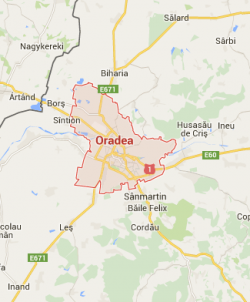Aproape jumătate din municipiul Oradea fără apă potabilă din cauza unei avarii la magistrala de alimentare