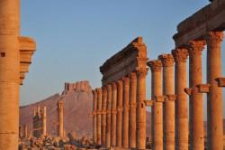 Statul Islamic a preluat controlul asupra orașului antic Palmyra, din centrul Siriei