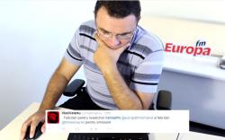 #AMAEFM: Moise Guran răspunde pe Twitter la întrebări – VIDEO