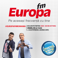 Premieră în România: Sesiune #AMA pe Twitter cu Vlad Petreanu şi George Zafiu