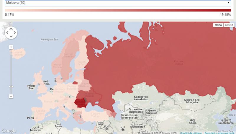 voturi moldova romania eurovision