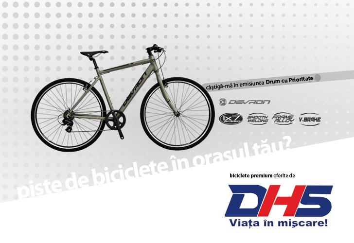 DHS-biciclete