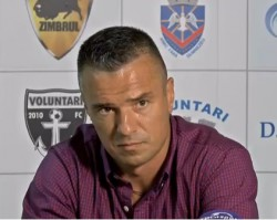 Daniel Pancu a fost prezentat oficial la FC Voluntari