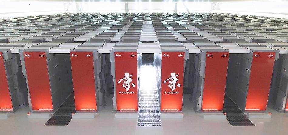 Fujitsu K Computer