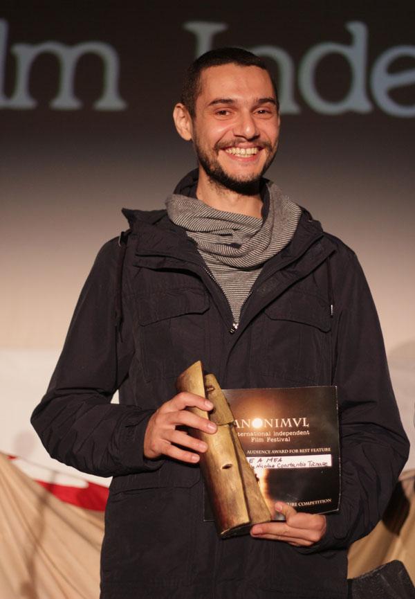 Nicolae Constantin Tanase- Lumea e a MeaTrofeul ANONIMUL 2015