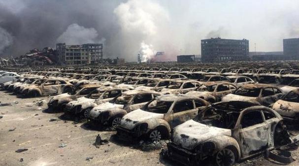 china explozie masini