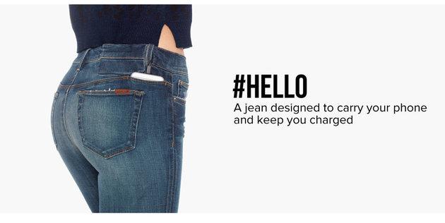 jeans telefon