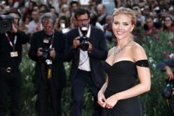 Scarlett Johansson, actriţa ale cărei filme au generat cele mai mari încasări din toate timpurile