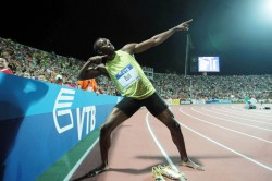 Usain Bolt domină Mondialele de la Beijing