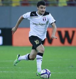 Constantin Budescu se antrenează cu Astra Giurgiu