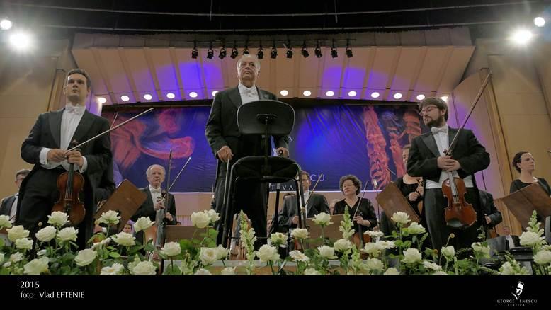 Zubin Mehta la Festivalul George Enescu 2015