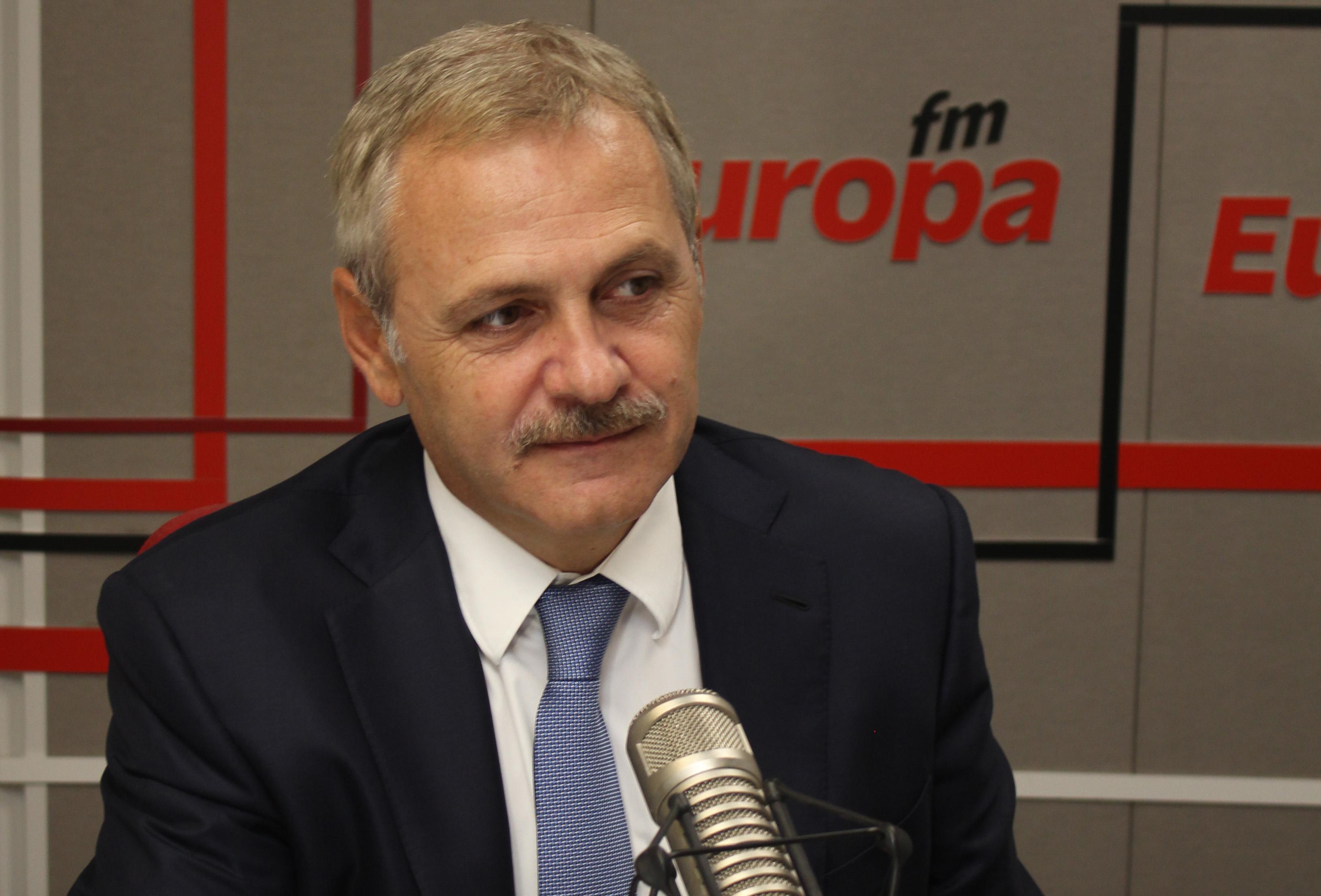 Liviu Dragnea la Înalta Curte în dosarul Referendumului ...