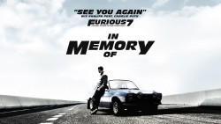 Wiz Khalifa feat. Charlie Puth – See you again