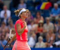 Simona Halep revine pe locul al 4-lea mondial după calificarea în semifinale la Montreal
