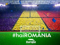 România joacă acum contra Finlandei pe Arena Naţională