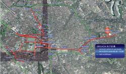 Trafic restricționat în weekend în Capitală. Va avea loc Maratonul Internațional București