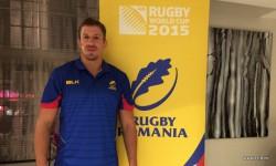 Căpitanul echipei naționale de rugby nu va juca în meciul cu Italia