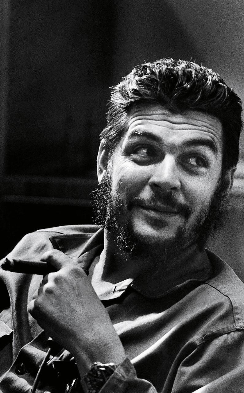 Che Guevara_Elliott Erwitt