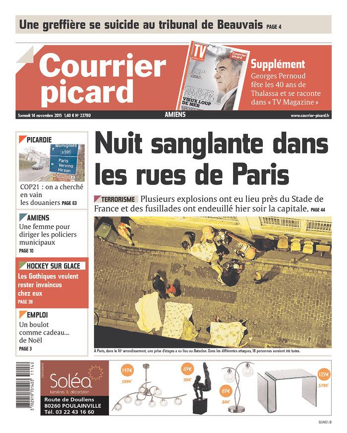 FRA_Courrier Picard 14 NOIEMBRIE 2015