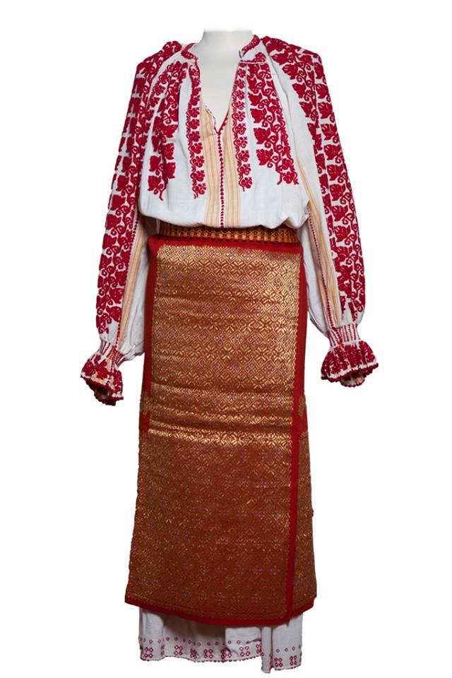 IE traditionala din zona Rucar