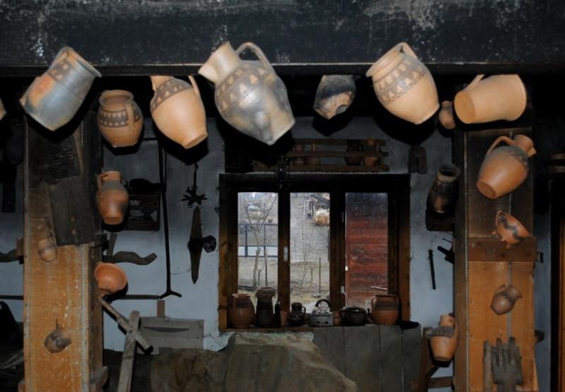atelierul din sacel
