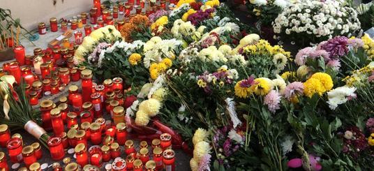 colectiv flori lumanari