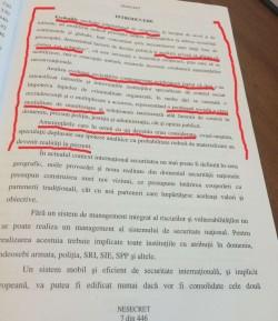 Teza de doctorat a lui Petre Tobă şi cea din care se presupune că a copiat au fost depuse în aceeaşi zi