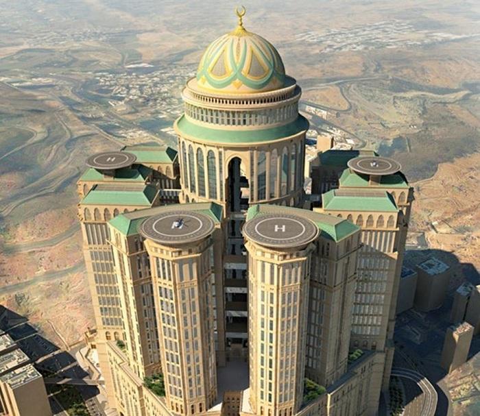 hotel Mecca