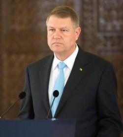 Klaus Iohannis a trimis la Parlament cererea pentru referendumul pe tema grațierii