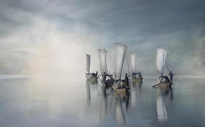 pescari chinezi