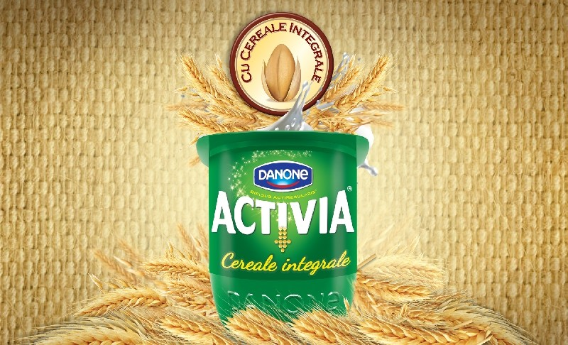 Activia Cereale Integrale
