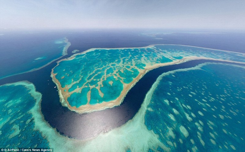 Marea Barieră de Corali din Australia