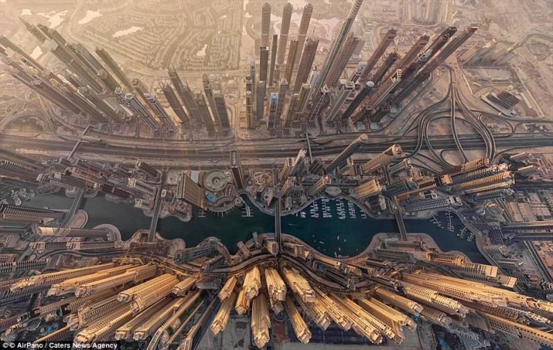 Zgârie-norii din Dubai