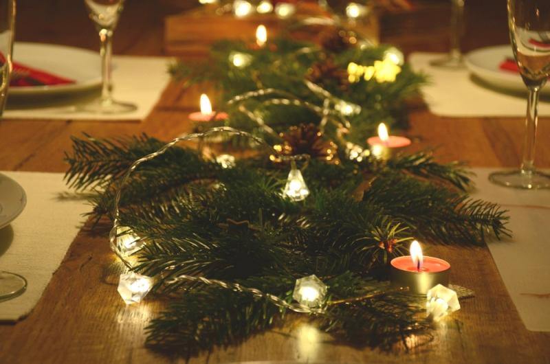 Idei Simple Pentru Decorarea Mesei De Crăciun Europa Fm