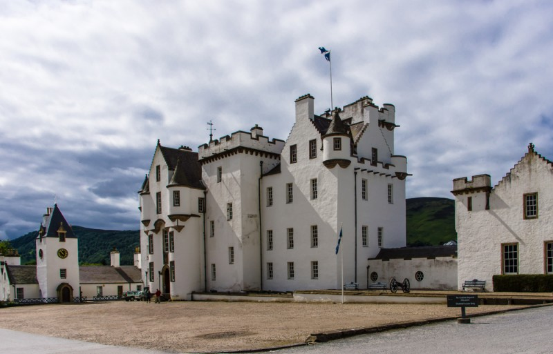 Castelul Blair shutterstock