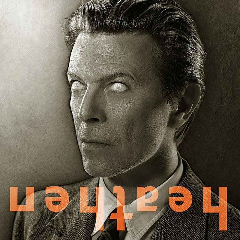 david bowie coperta album Heathen 2002