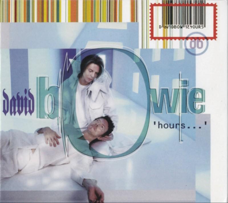 david bowie coperta album Hours... 1999