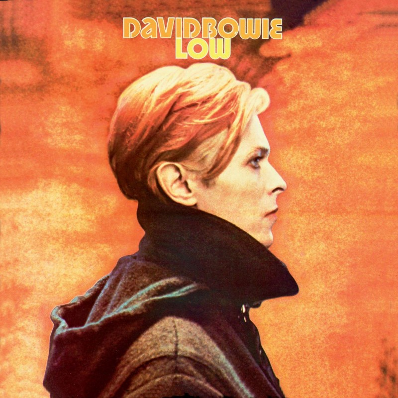 david bowie coperta album Low 1977