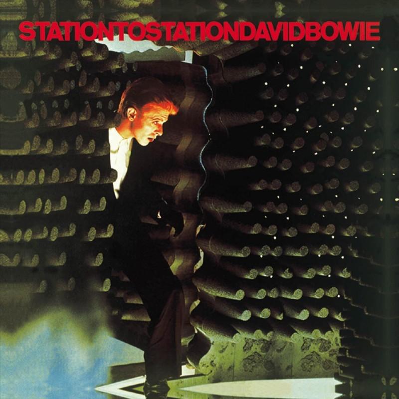 david bowie coperta album Station to Station 1976