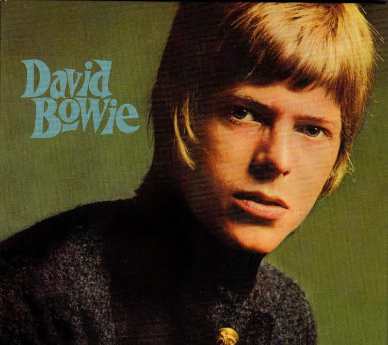 david bowie coperta albumului David Bowie 1967